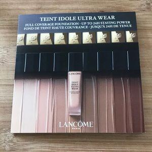 3/10$ Lancôme teint idole ultra wear foundation